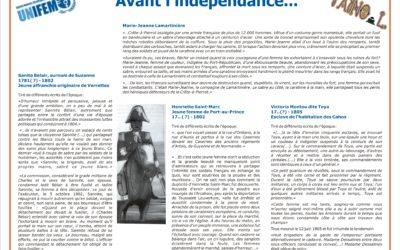 8-Avant Indépendance