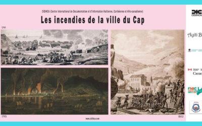 17CORR-20x11_Cap-Haïtien_2020_Cap_Français_au XIX siècle Incendies