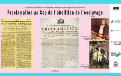 18CORR-20x11_Cap-Haïtien_2020_Cap_Français_au XIX siècle Abolition Esclavage