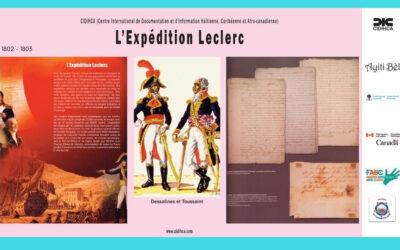 22CORR-20x11_Cap-Haïtien_2020_Cap_Français_au XIX siècle Leclerc