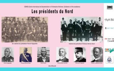 42CORR-20x11-CAP au XIX siècle-Presidents Nord